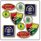 Bespoke Cold Enamel Badges