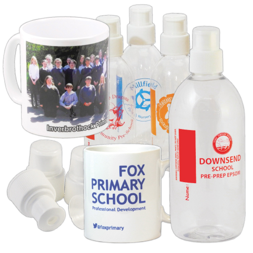 School Water Bottles and Mugs | Westfield4Schools