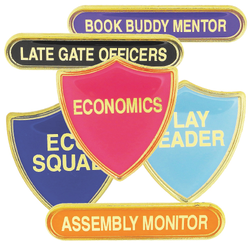 Customised School Badges | Westfield4Schools