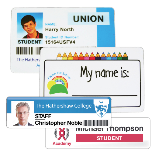School ID Badges & Cards | Westfield4Schools