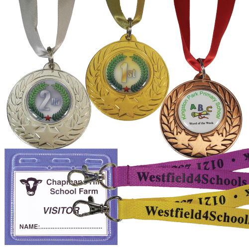 Lanyards & Medals