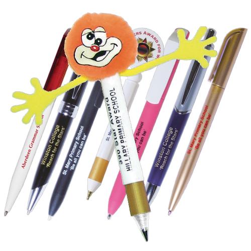 School Pens | School Badges | Westfield4Schools