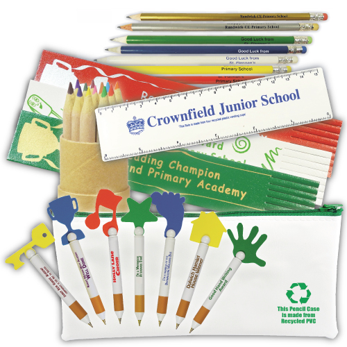 Recycled School Supplies | Westfield4Schools