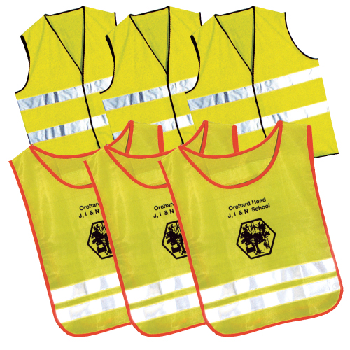 Kids Safety Tabards | Westfield4Schools