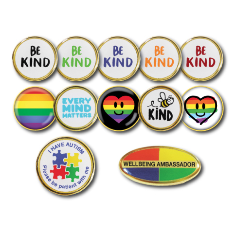 Wellbeing Badges