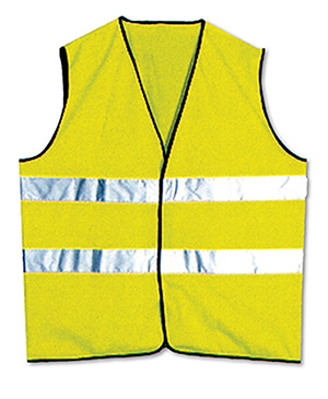 Adult Safety Jacket Unprinted