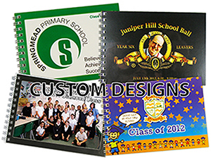 Custom Autograph Books