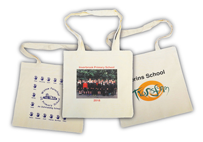 COT TOT 1 - Cotton Tote Bags Single Side