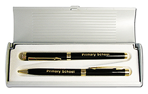 WP009 5 SET - Windsor Fountain and Rollerball Pen Set