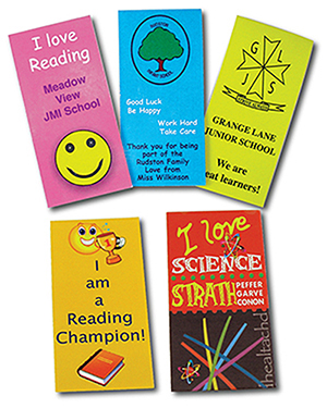 MAG BOO - Large Magnetic Bookmarks