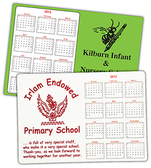 Magnetic School Calendars