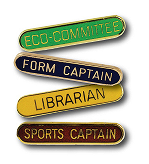 Traditional Hard Enamel Bar Badges