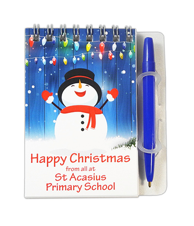 Christmas 2017 Note Pad