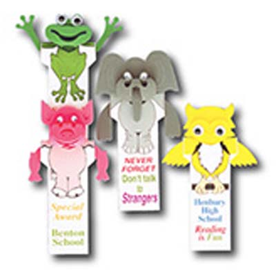 BIL BOD - Bilbo and Friends Bookmarks