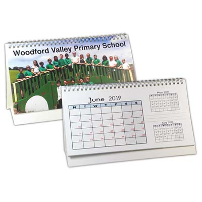 Large School Desk Calendars