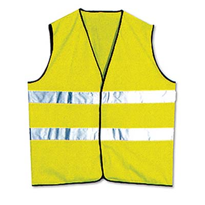 TAB A UN - Adult Safety Jacket Unprinted