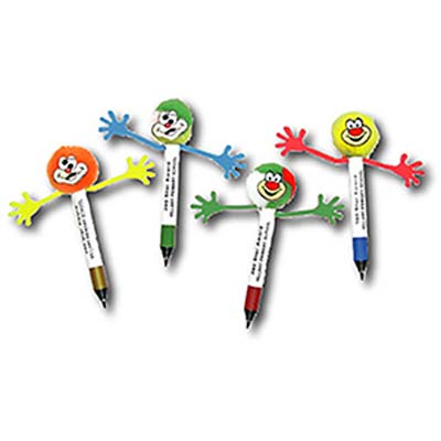 Colour Grip Bug Pens