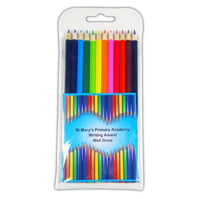 PE6209 - Large Coloured Pencils