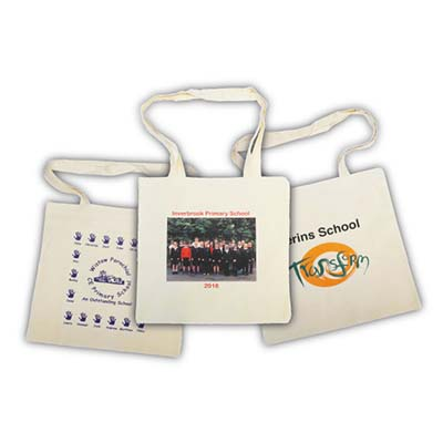 Cotton Tote Bags Single Side