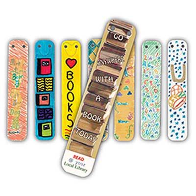 Full Colour Bookmarks