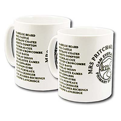 Grosvenor Mug One Colour