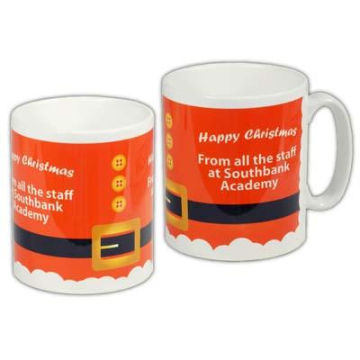 2014 Christmas Grosvenor Mug