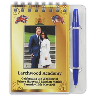 Royal Wedding Note Pad