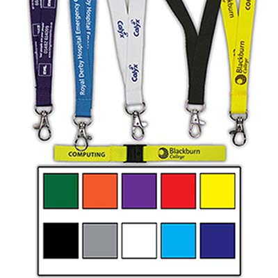 LAN HOO - Safety First Lanyards with Trigger