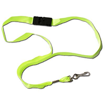 Safety First Lanyards Unprinted
