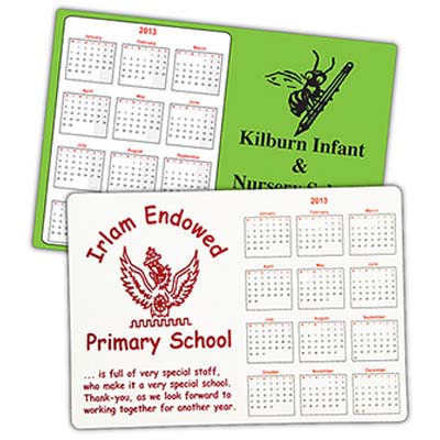 MAG CAL A5 - Magnetic School Calendars