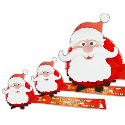 Christmas Santa Bugs
