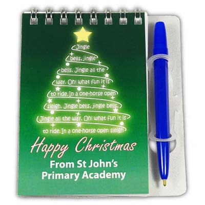 Christmas 2014 Note Pad