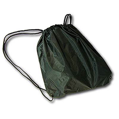 NYL BAG UN - Nylon Draw String Bag Unprinted