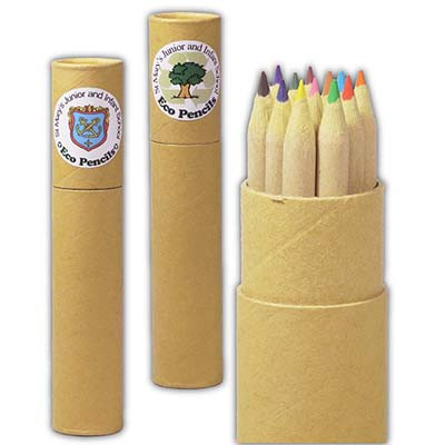 ECO PEN TUB - Eco Pencil Tube