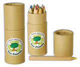 Small Eco Pencil Tube