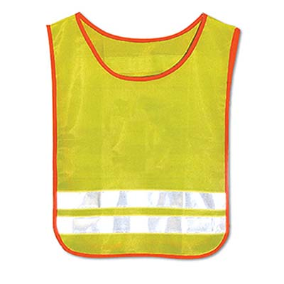 Child's Safety Tabard Unprinted