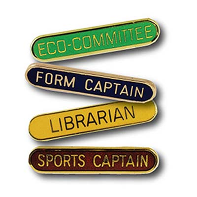 BAR BAD - Traditional Hard Enamel Bar Badges