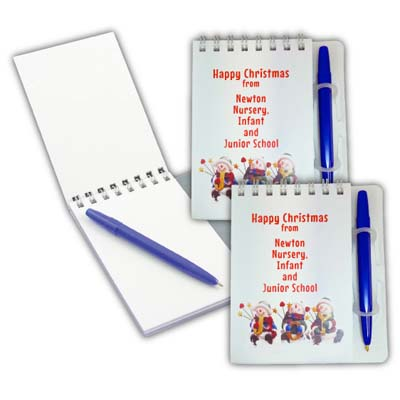 Christmas 2013 Note Pad