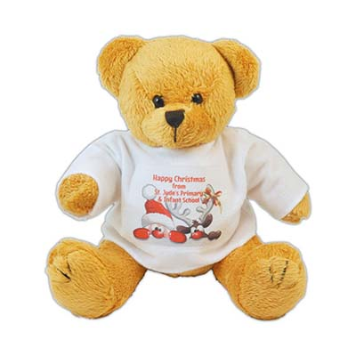 X ROB 17 - Christmas 2017 Robbie Bear