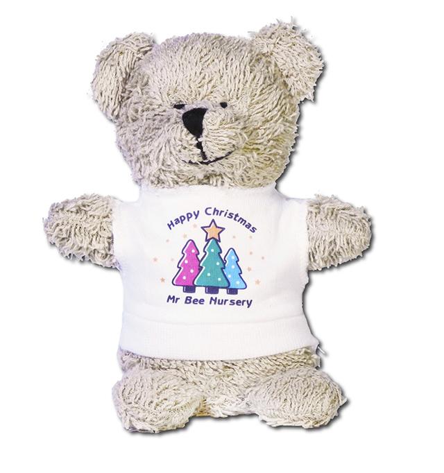 Christmas Beanie Bear 2019