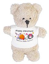 Christmas Beanie Bear 2020