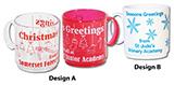 Christmas Mugs 2021