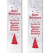 Christmas 21 Holographic Bookmark