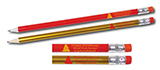 Christmas 2021 Pencils With Erasers
