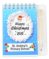 Christmas 2020 Note Pad